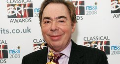 Sir Andrew Lloyd Webber at the Classical Brits 200