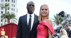 Seal and Heidi Klum at The Oscars 2009