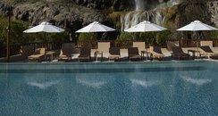 Jordanian swimming pool
