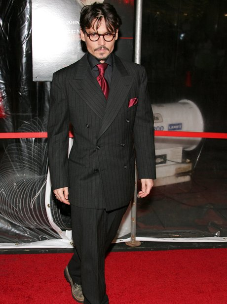 No.2: Johnny Depp
