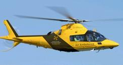 Northamptonshire's new Air Ambulance