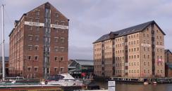 Gloucester Docks unbranded