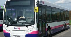 First Bus Hampshire