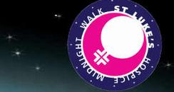 logo, midnight walk