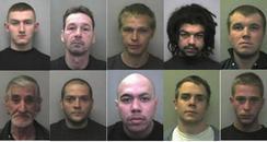 10 criminals