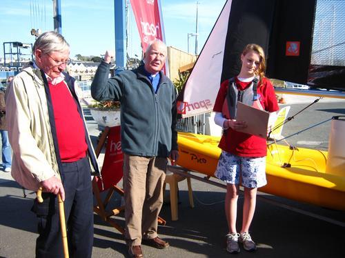 Horizons Children Sailing Charity