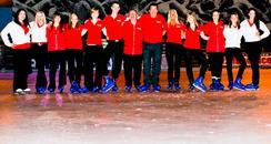 Angels on Ice