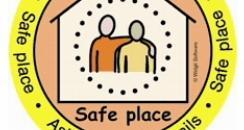 Bracknell Safe Place Logo