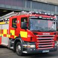 Cambridgeshire Fire Engine