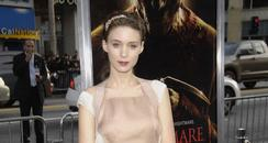 Rooney Mara on the red carpet