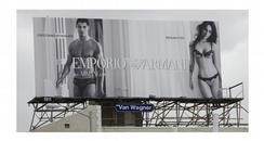 Armani advert with Megan Fox