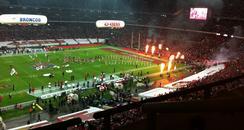 NFL - 49ers V Broncos