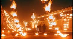 Fire Southampton Display