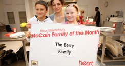 Berry family of the month