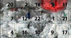 Heart Advent Calendar