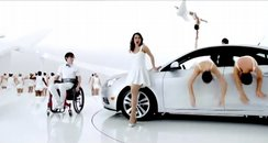 Glee advert for Chevrolet