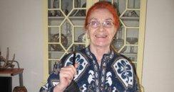 Ann Timson 'Supergran' shopping bag