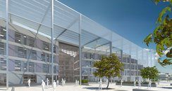 Network Rail's new HQ in Milton Keynes