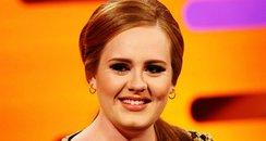 No 1: Adele