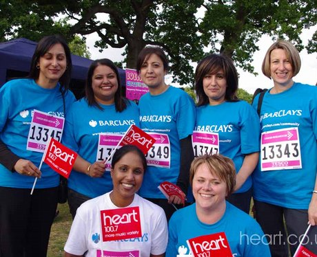 Race for Life - Cannon Hill Park 18/5/11