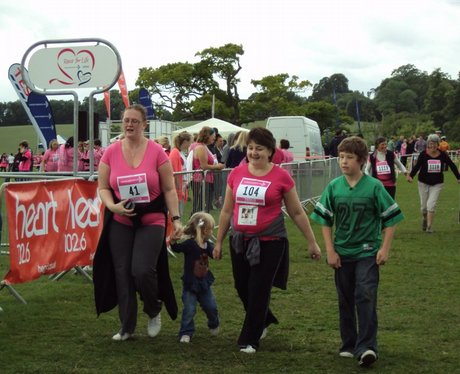 Race for Life Sherbourne
