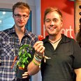 Tim and Chas joined by Jay and Dave Chilli Experts