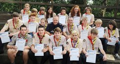 The 38th Bournemouth Scout Group