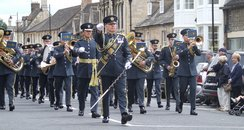 Freedom Of Stamford Parade