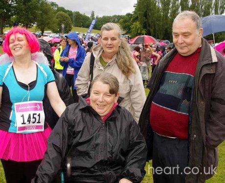 Race for Life - Cofton Park 17/7/11