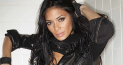 Nicole Scherzinger stills from new video 'Wet'