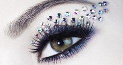 swarovski eye jewellery