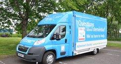 Dementia Roadshow Visits Watford