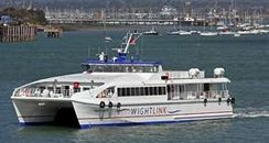 Wightlink Passenger Ferry