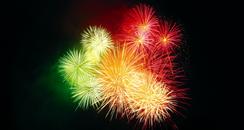 Derby Live Fireworks