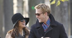 Ryan Gosling with Eva Mendes