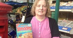 1970s Shreddies Found In Shop