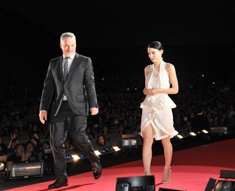 Rooney Mara attends film premiere