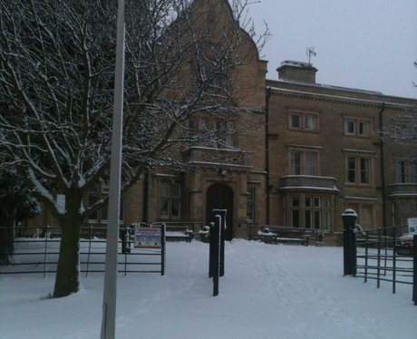 Knuston Hall, Wellingborough