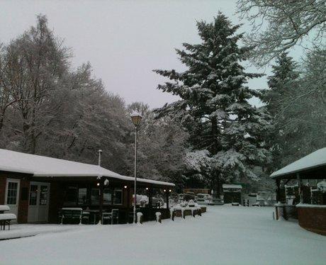 Markyate Snow