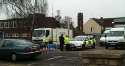 Ely Police Station Evacuated