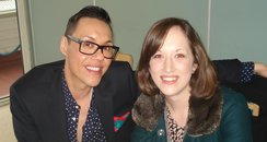 Gok and Anna
