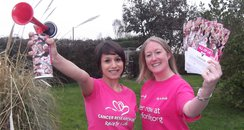 Rebecca Blackman - Race for Life 2012