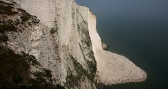 Part of Dover cliffs collapse