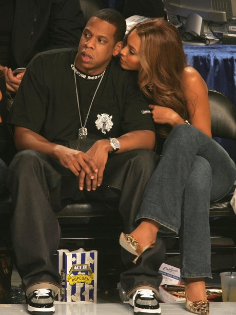Beyonce and Jay-Z