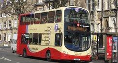 Brighton & Hove Bus Company Bus