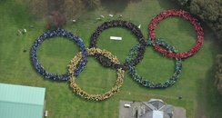 Gosport's Bay House School sets world record