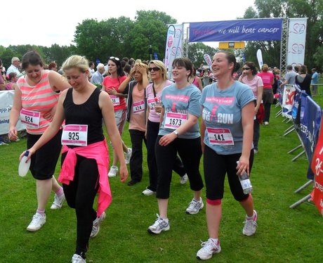 Race for Life Welwyn Post Race