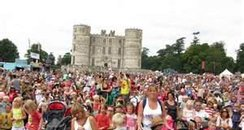 Camp Bestival returns to Lulworth Castle