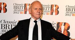 Sir Anthony Hopkins attends the Classic BRIT Award