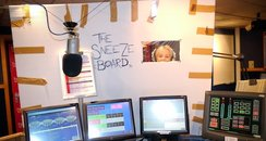 The Sneeze Board